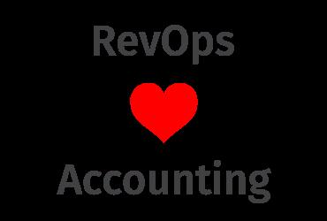 RevOps loves accounting illustration